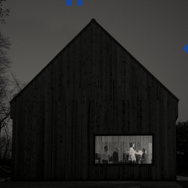 """THE NATIONAL:SLEEP WELL BEAST - While psychological digging is well-trod ground for the National,Sleep Well Beast finds the Ohio-born band in its most acute, and dark, moment of self-reflection. The band's seventh studio album seems to exist in a spectral, late-night hour, in a space between dreaming and waking: there are liquid gurgles, metallic crackles, and xylophonic swoops; raindrop drumbeats punctuate """"Empire Line""""; synths flutter like beating wings on """"I'll Still Destroy You.""""Still, the band hasn't completely abandoned their signature balladic set pieces. The wintry """"Born to Beg"""" is an operatic exhale and Matt Berninger's baritone is as murmured as ever, except for the paranoid wail released on the feverish psych-rock jam """"Turtleneck."""" A chilly melancholia hovers over any National album—the quintet wears gloom like a tattered shroud—but Sleep Well Beastfollows that darkness more directly than ever before, leading the listener into nightmare while comforting with one small, but not insignificant, truth: We are not alone.Published in SPIN's Top 50 Albums of 2017 (#37)"""