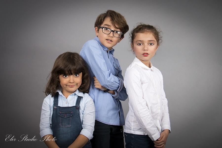 Family portrait photographer - Elir Photo Studio, Brussels, Ixelles