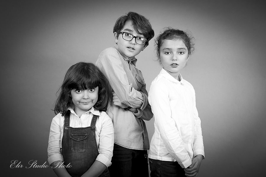 Children portrait photographer - Elir Photo Studio, Brussels, Ixelles