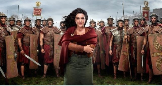Eight Days That Made Rome: Rome's First Emperor  60' Channel 5 original commission from October Films
