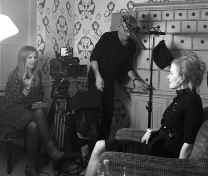 Nicole Kidman describes to Sally her friendship with Rupert Murdoch