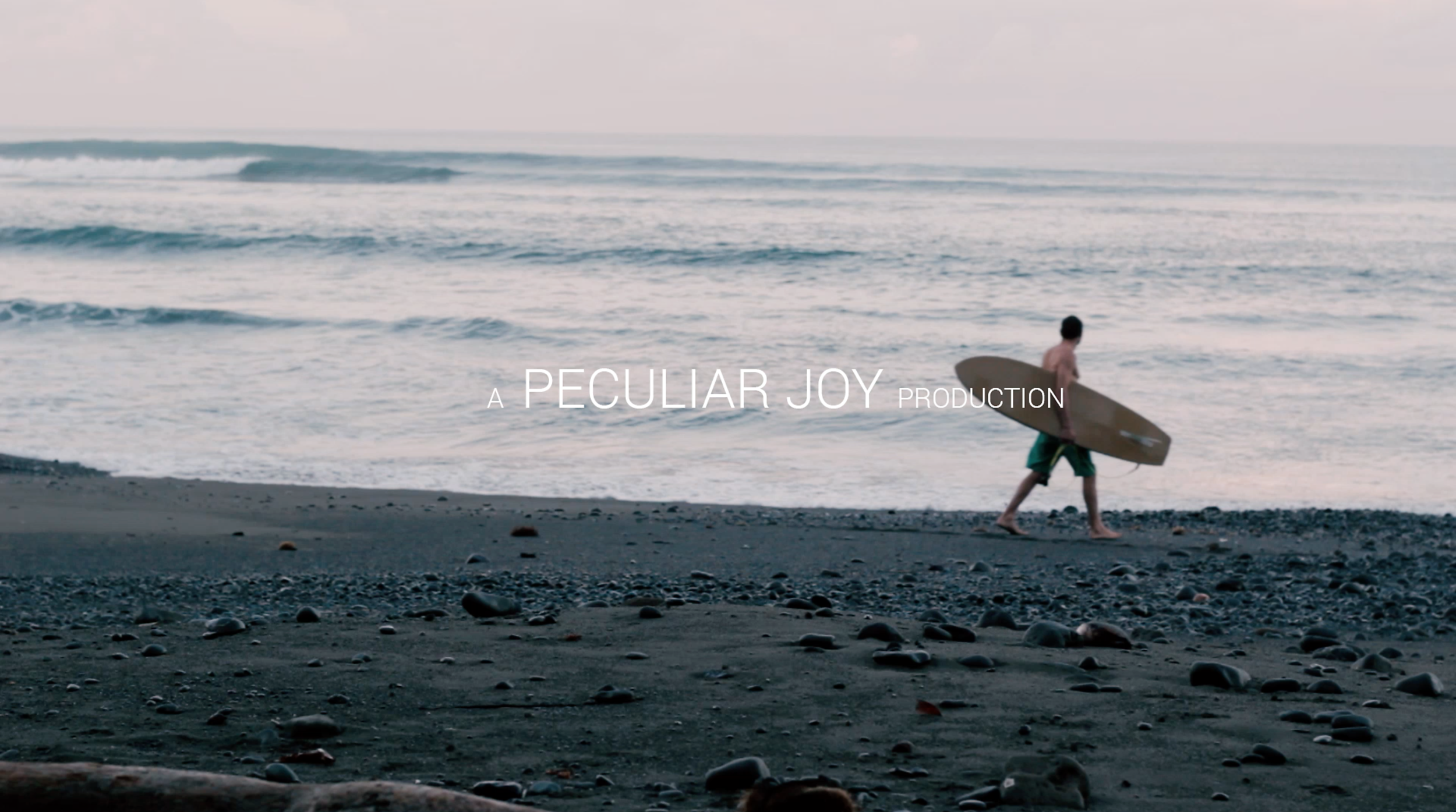 dulce surf film peculiar joy production