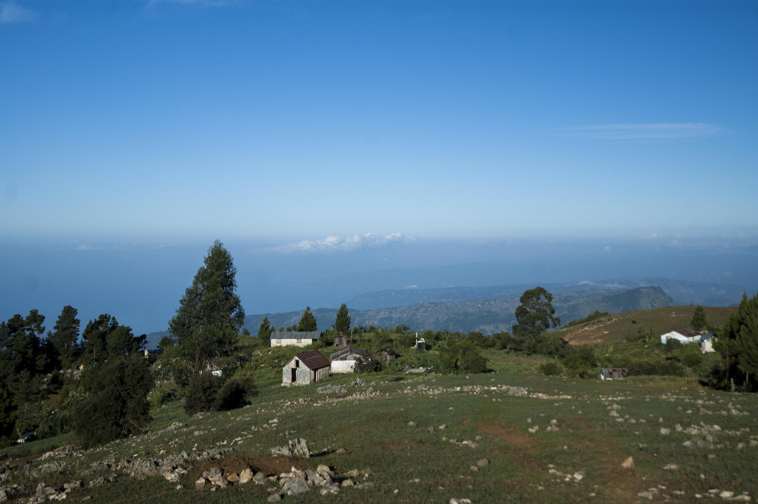 3000 m high in Séguin