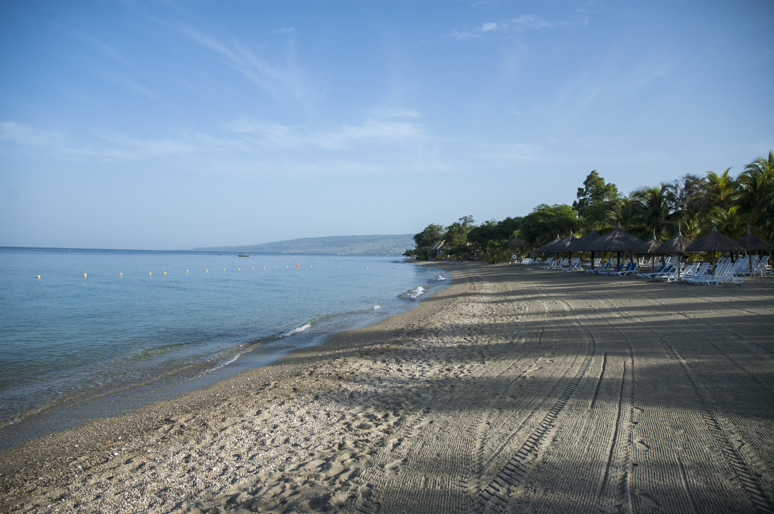 Beach at Royal Decameron Indigo & Spa