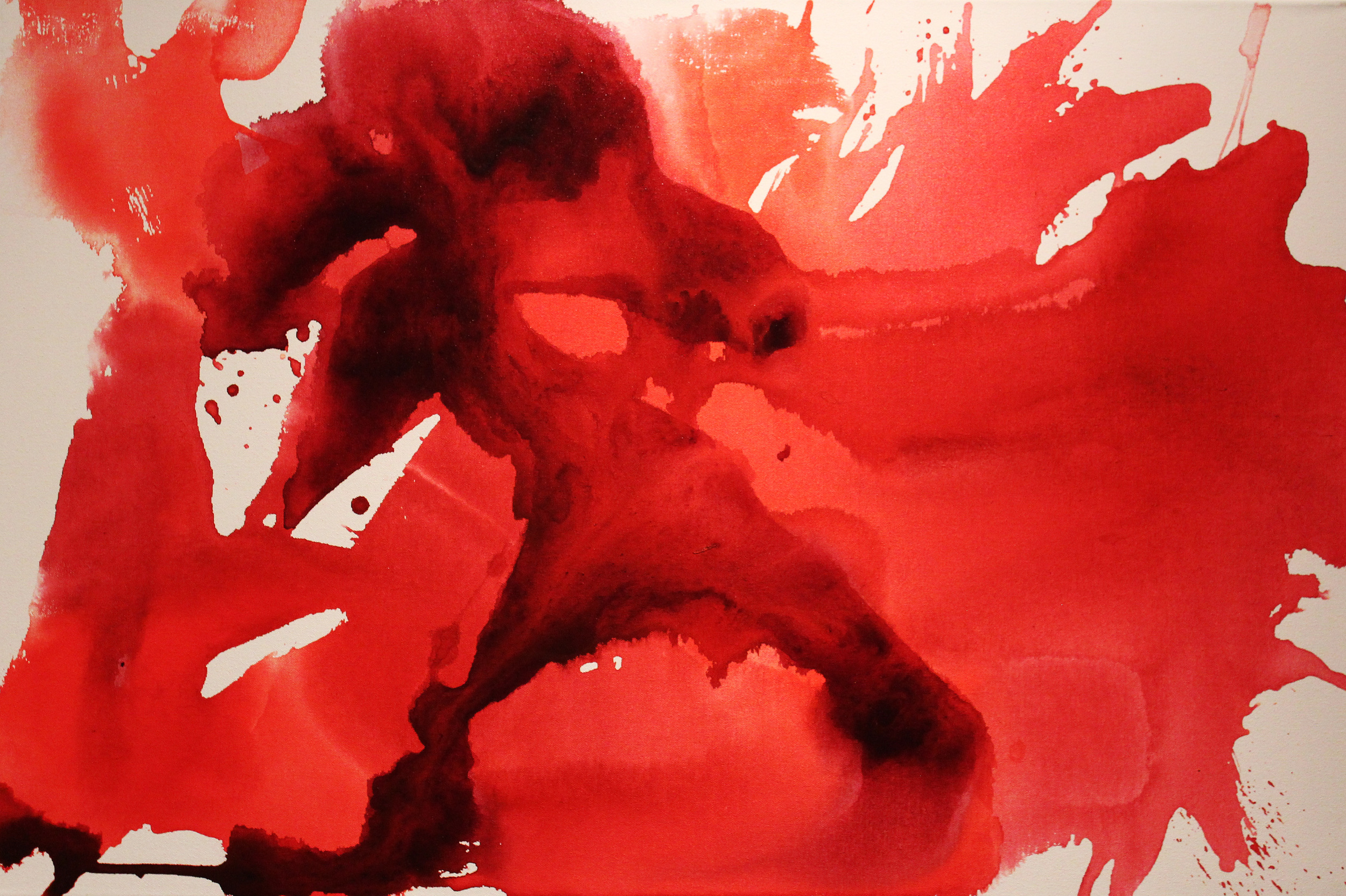 Untitled Red Series #5