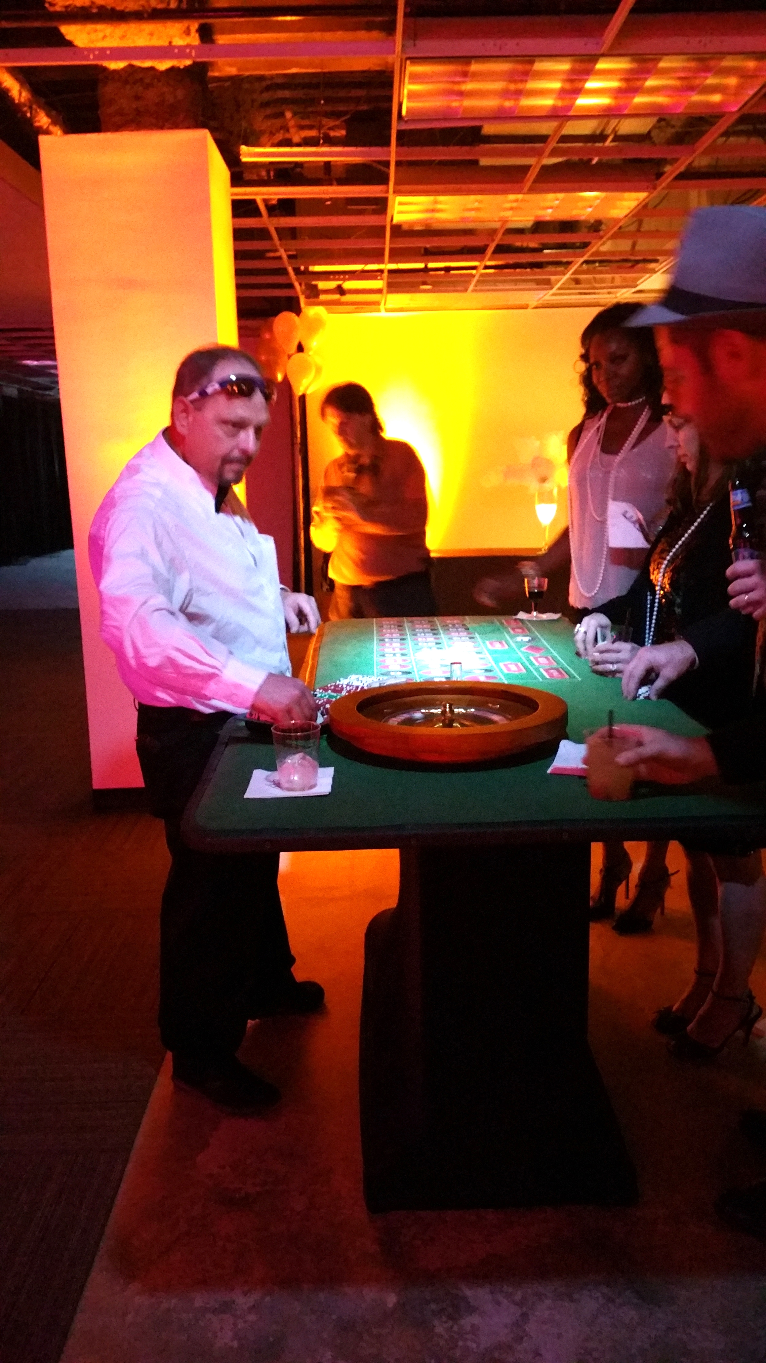 Fundraising Casino Night
