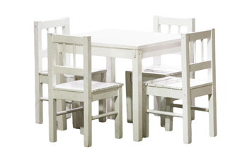Children Square Table