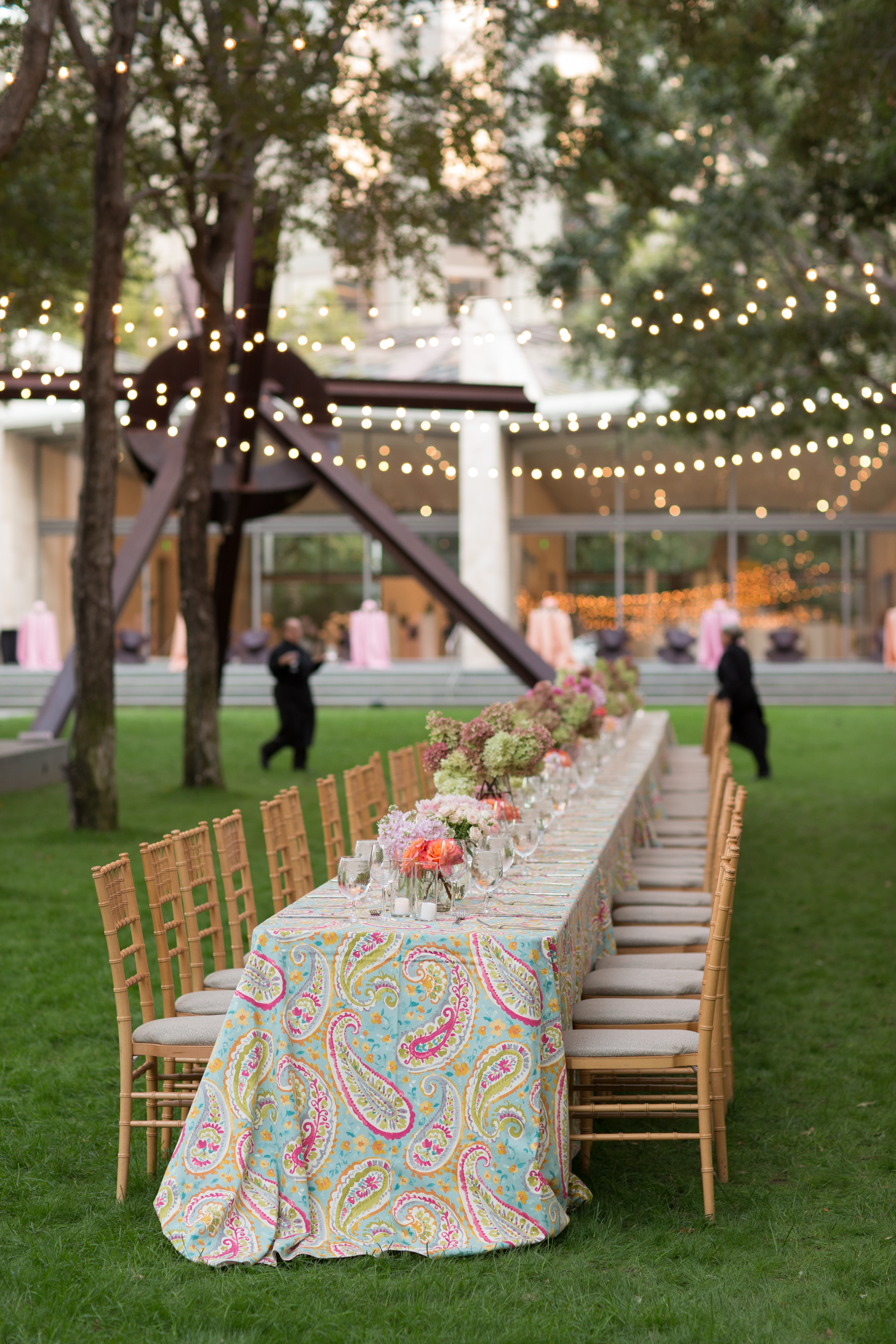 Photo Credit: Thisbe Grace Photography // Venue: Nasher Sculpture Center