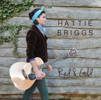 Hattie Briggs - Red & Gold