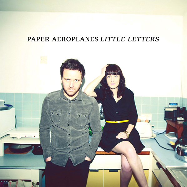 Little Letters - Paper Aeroplanes