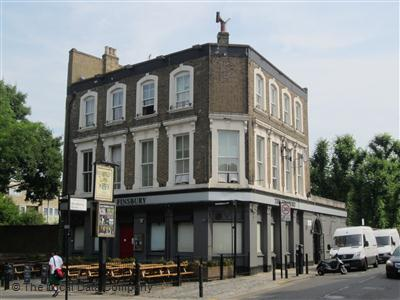 The Finsbury (Manor House)