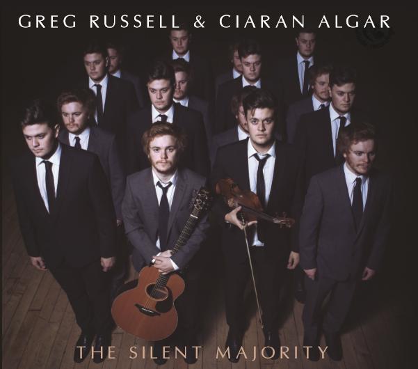 Greg Russell & Ciaran Algar - The Silent Minority