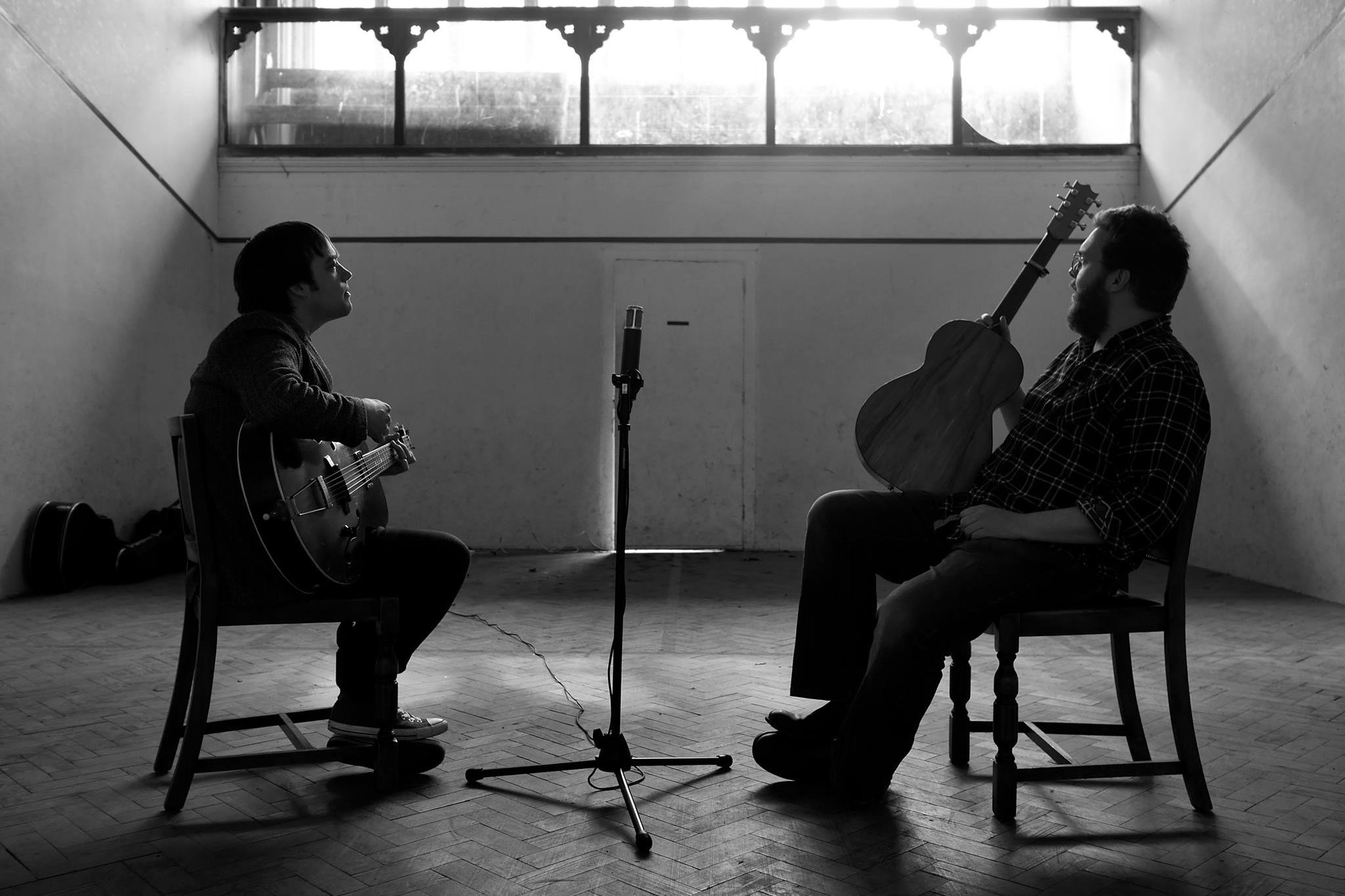 Ben Smith & Jimmy Brewer (UK)
