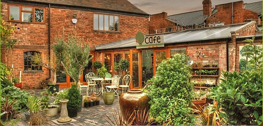 Kitchen Garden Cafe, Birmingham