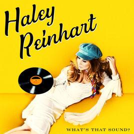 Hayley Reinhart - What's that sound.jpg
