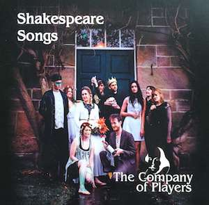 Shakespeare Songs - Company Of Players