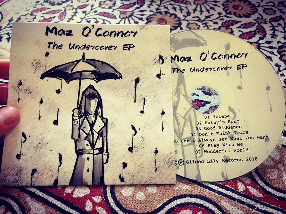 Maz O'Connor - Undercover EP.jpg