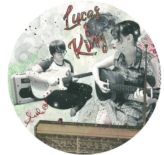 Lucas and King - Album cover.jpg
