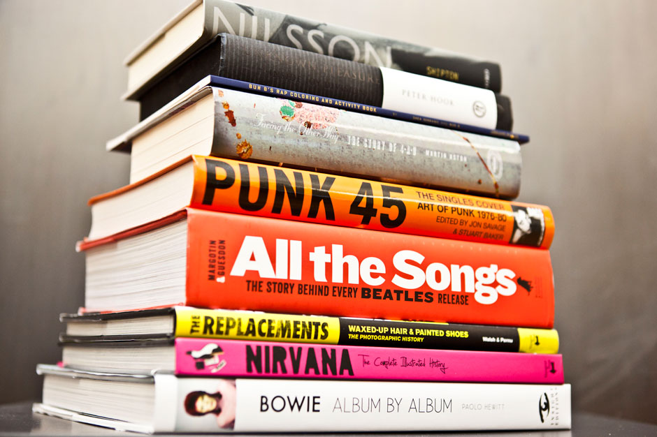 Books: Music