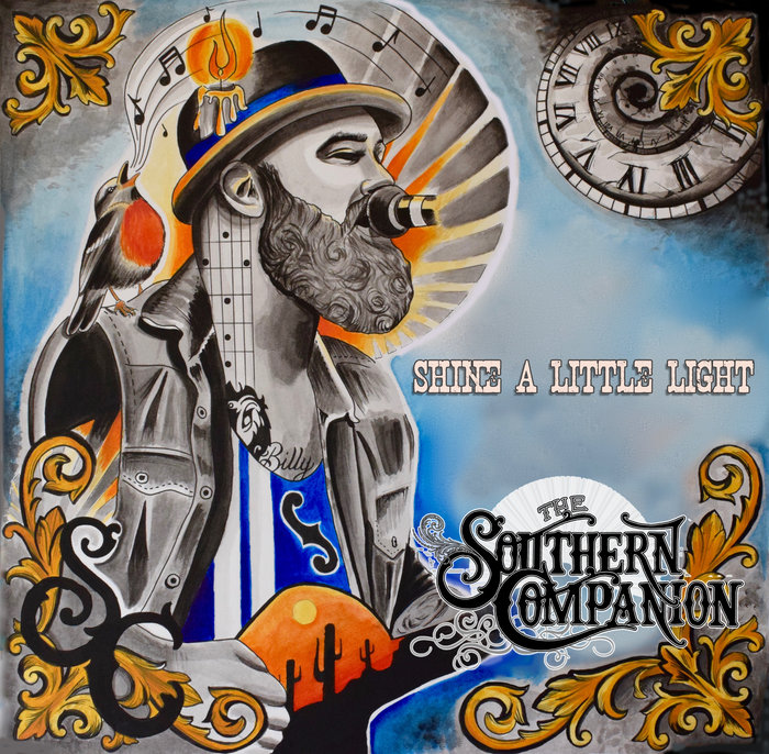 Southern Companion - Shine A little Light