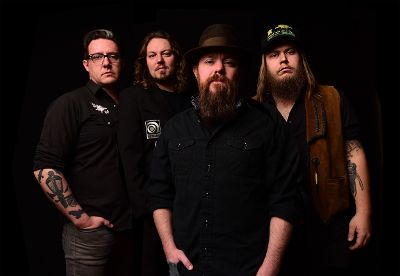 The Steel Woods - Nashville, Tennessee. USASouthern Rock, AmericanaWoods Music / Thirty Tigers