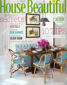 "Designer Secrets, ""Little humble moments make a room feel confident."""