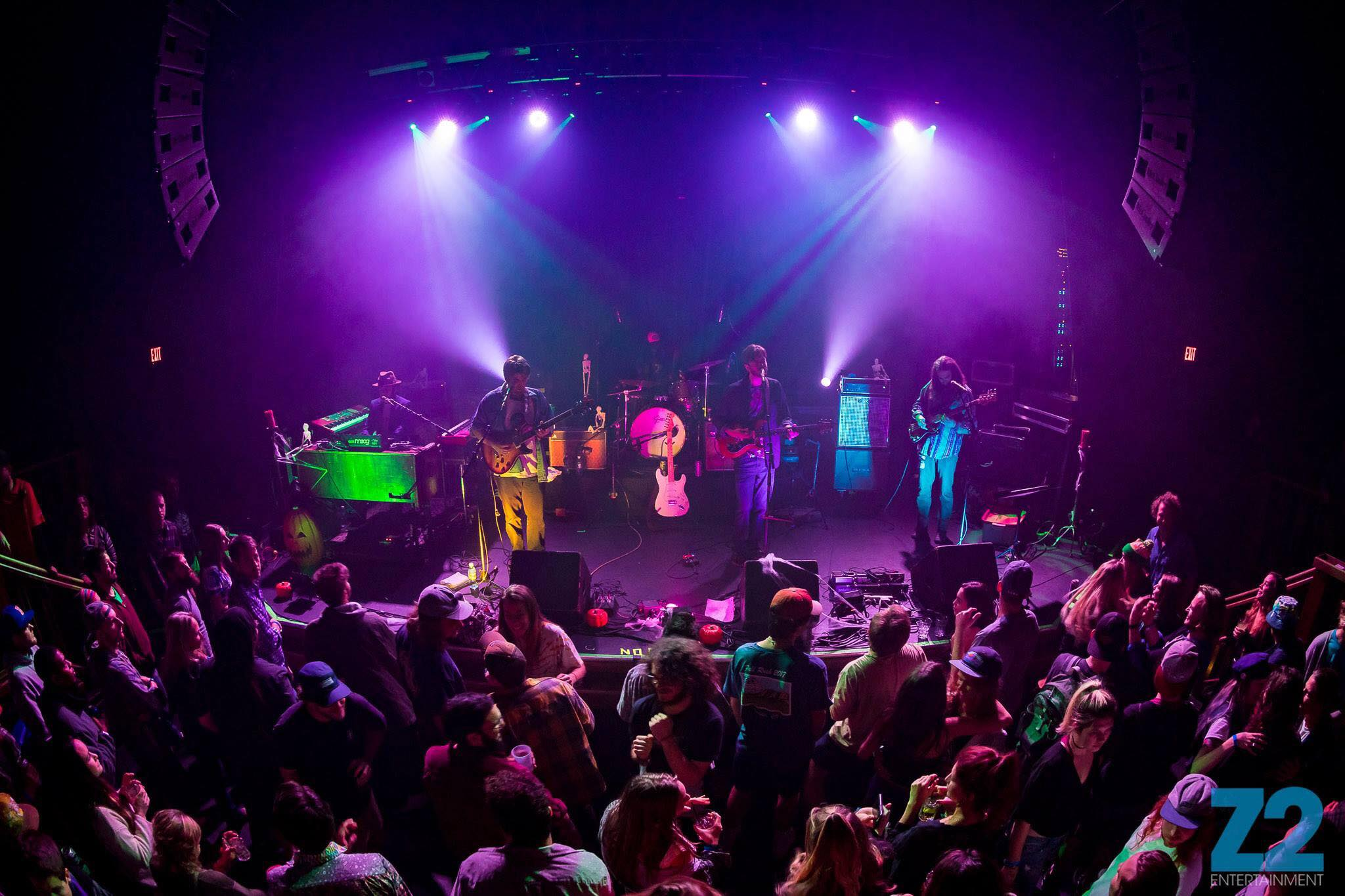 Flash Mountain Flood is a 5 piece, Boulder-based psychedelic rock n' roll jam band with a classic feel that is committed to preserving American Roots Music Culture with their unique approach to their live shows and extensive catalogue of original songs.