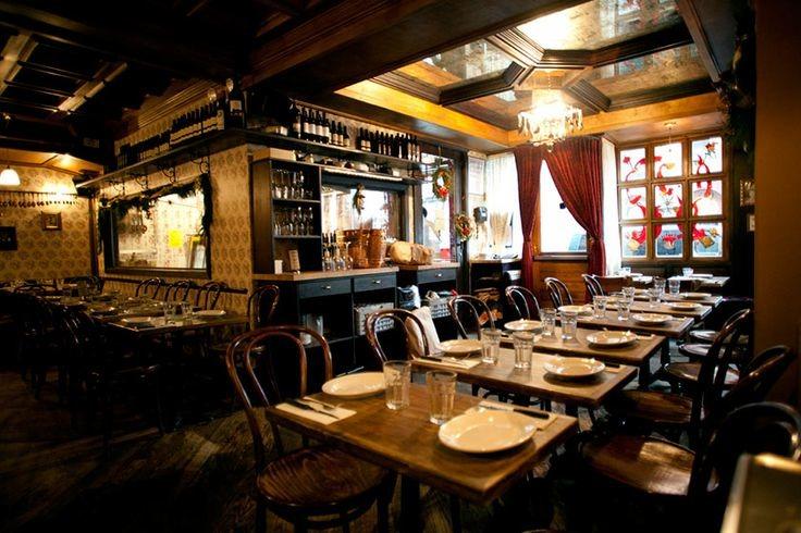 Photo: saucerestaurant.com