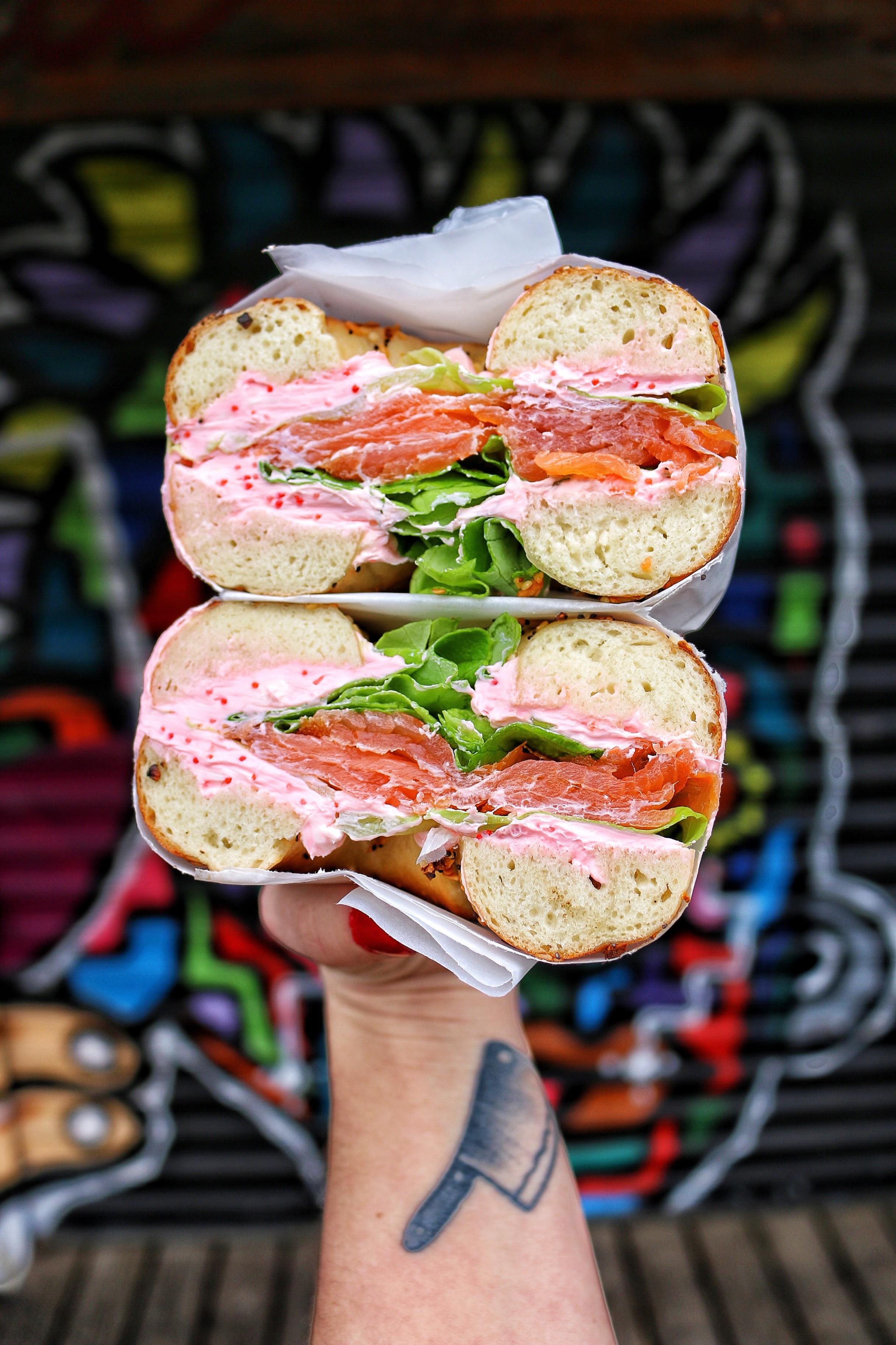 BEST BAGELS NYC