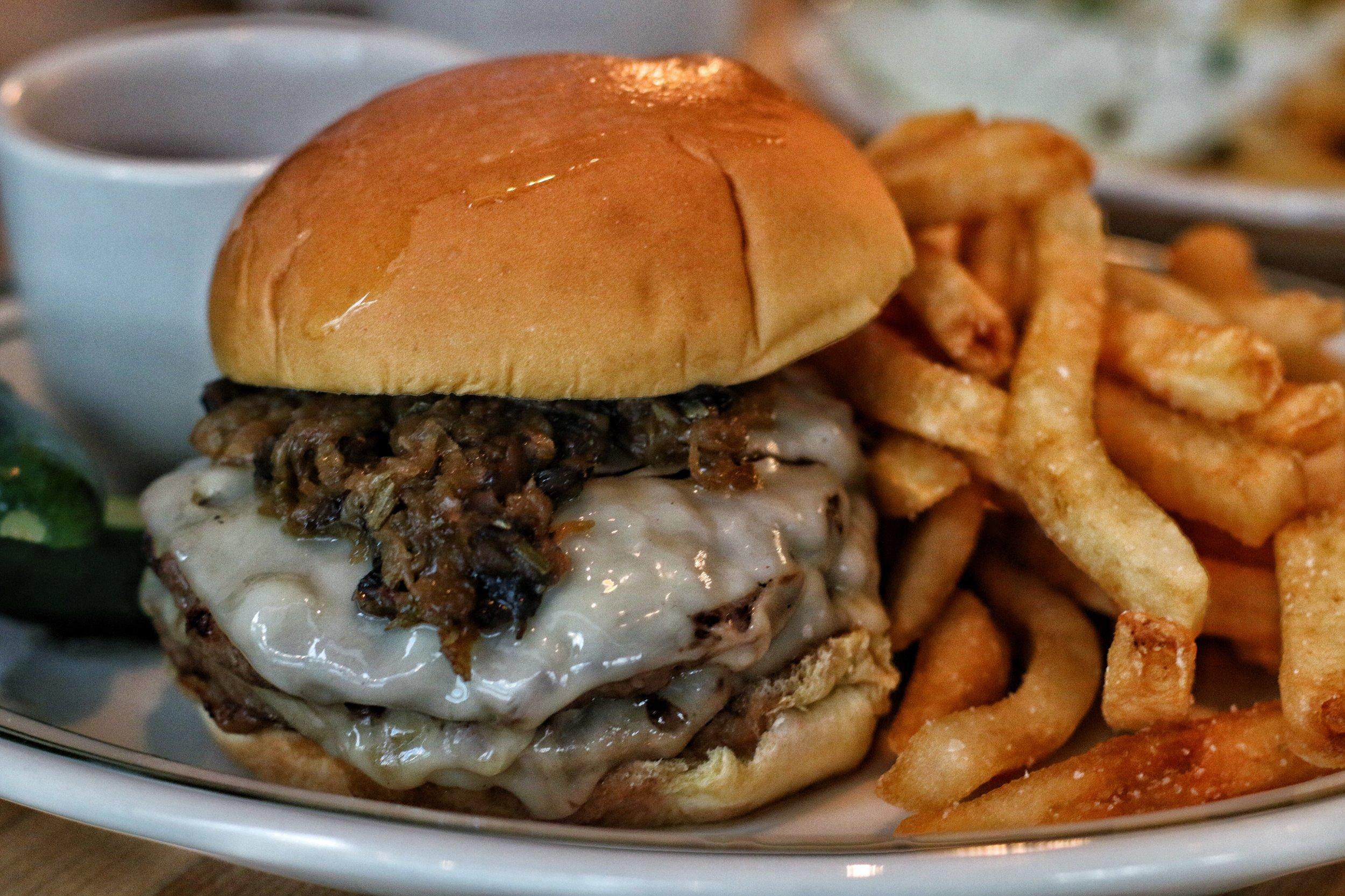houseman burger