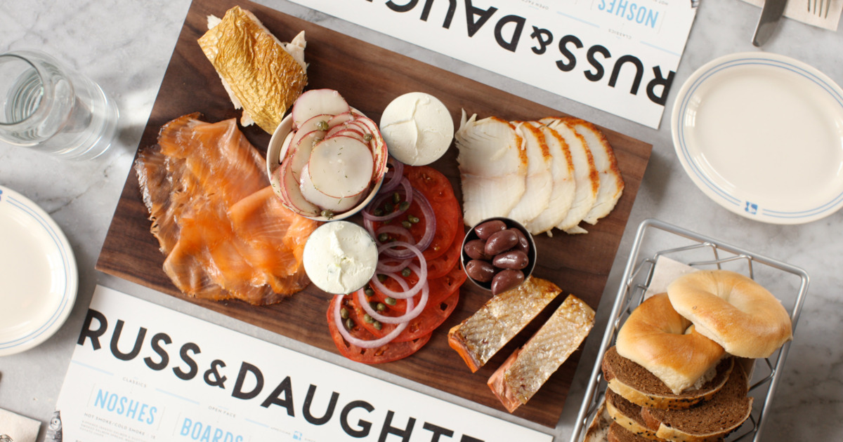 photo: russ & daughters