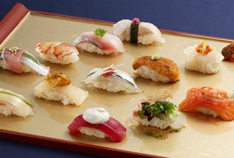 photo: sushi of gari