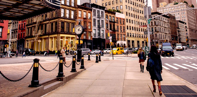 GUIDE TO TRIBECA DINING
