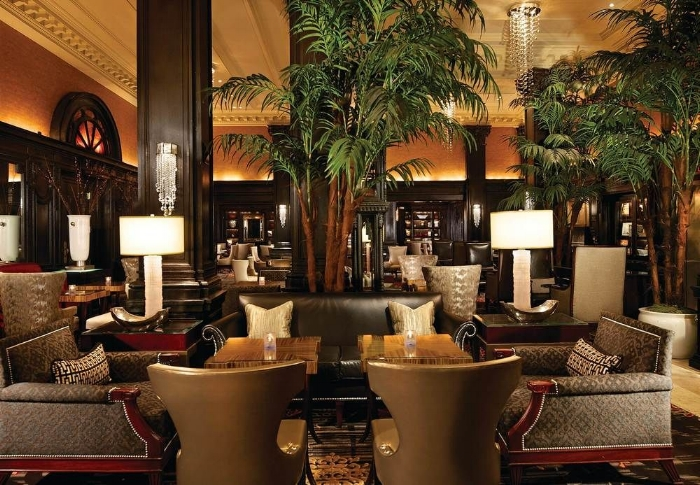 BEST HOTEL WORK SPACES NYC