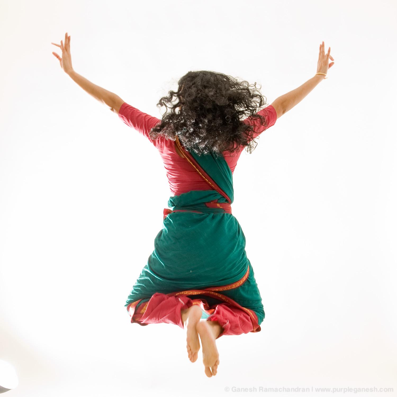 Dancing to Kumar Gandharva's Melodies