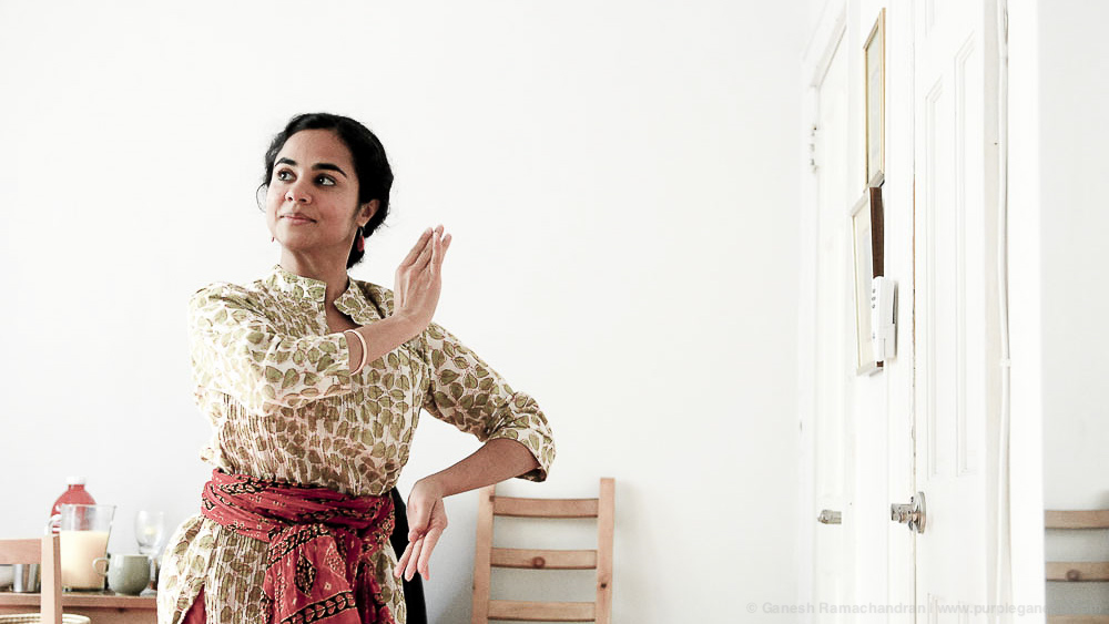 Studio performance in Sunnyside, photo: Ganesh Ramachandran