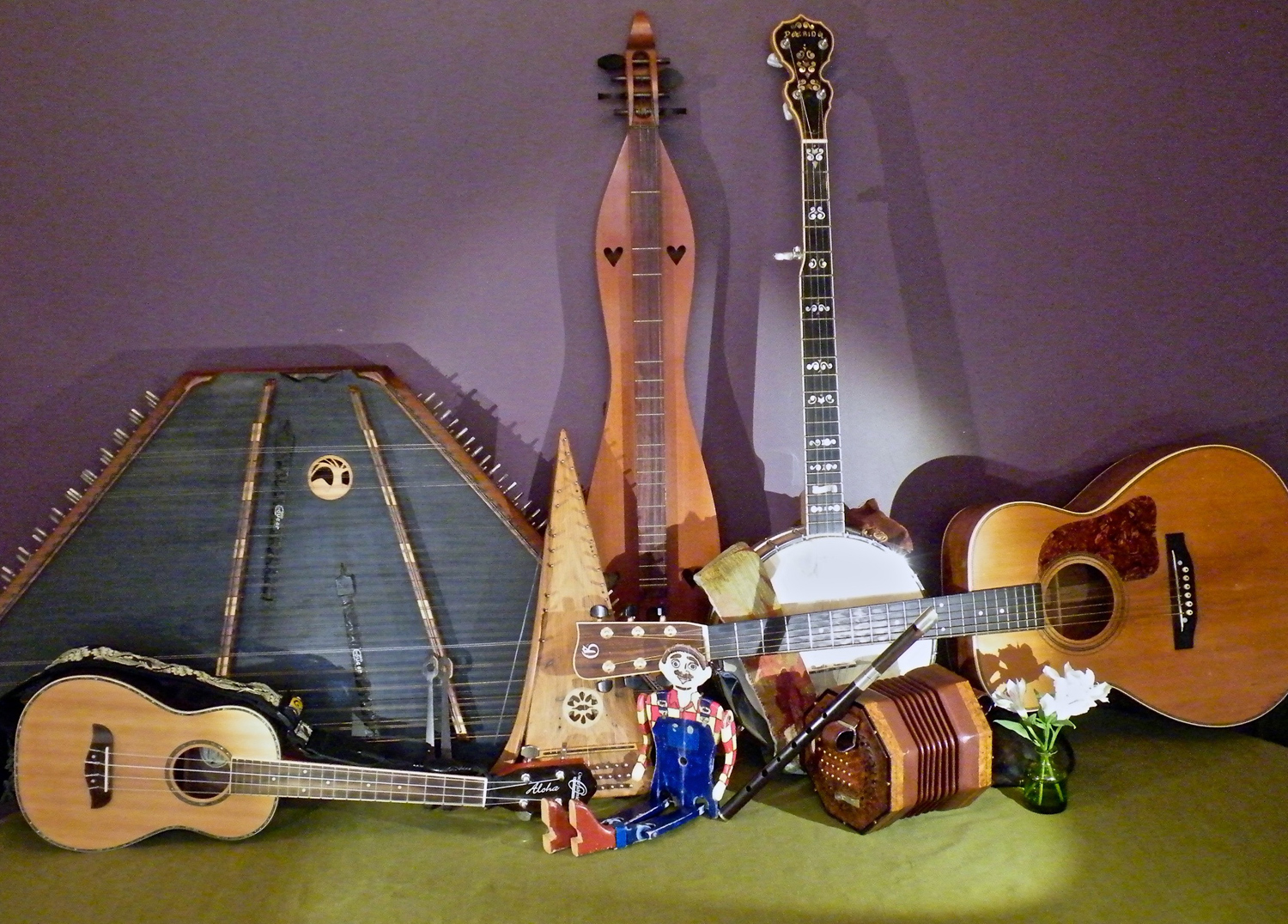 instrumentscollection