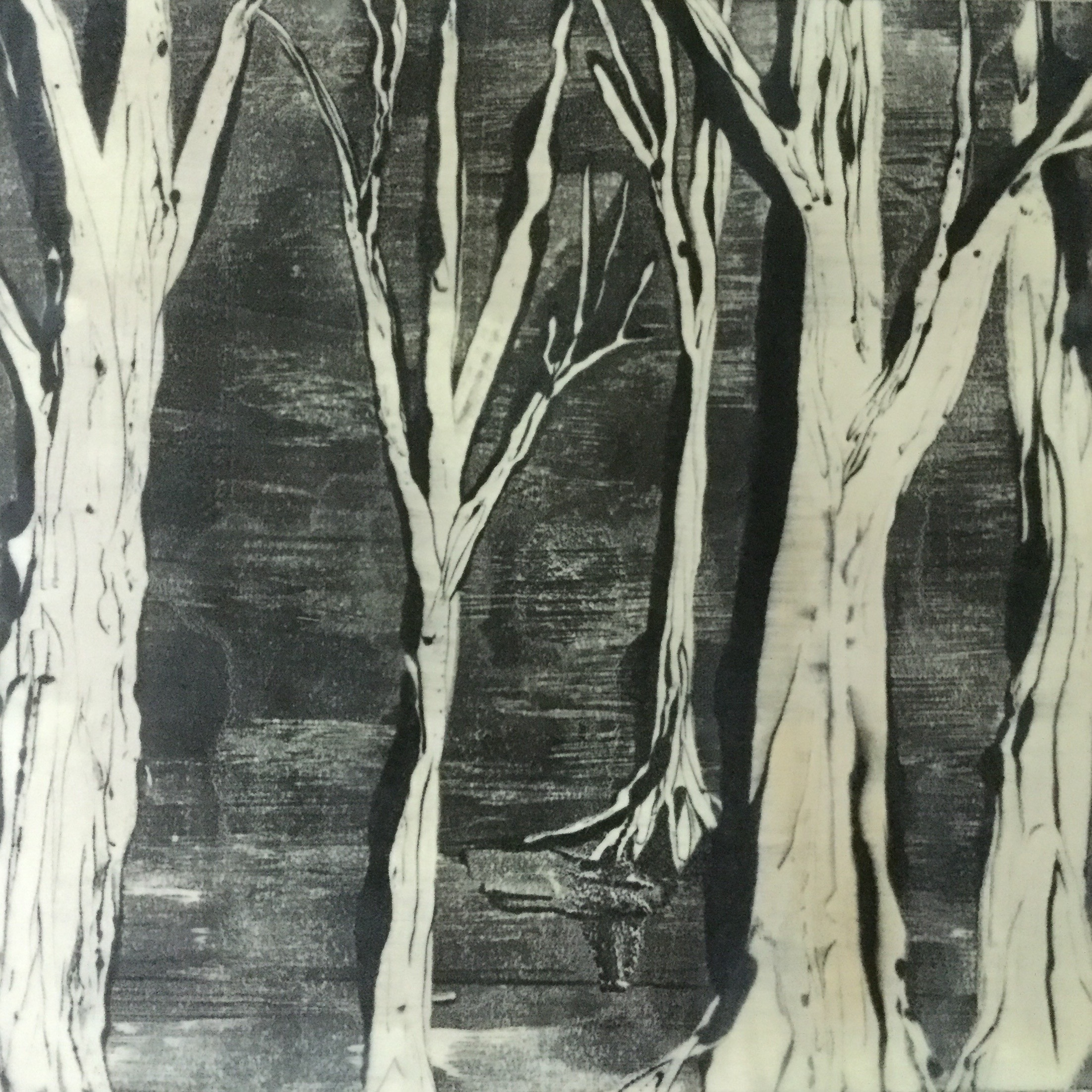 Forest for the Trees ~ 11 x 14