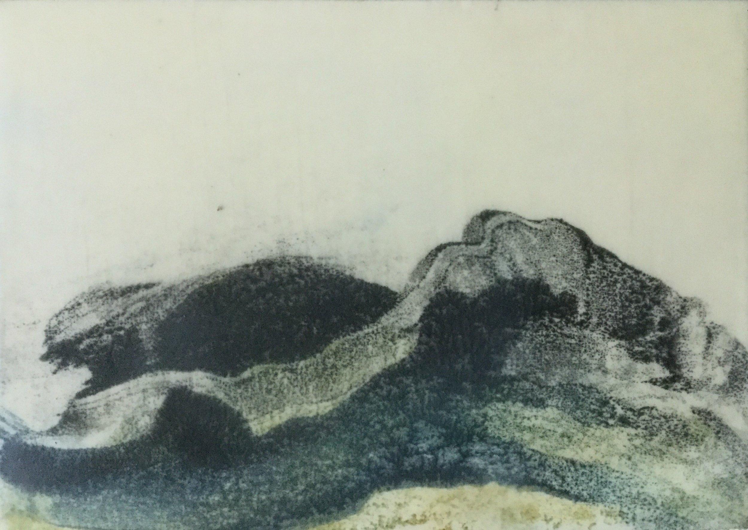 Mountain Wave ~ 7 x 5