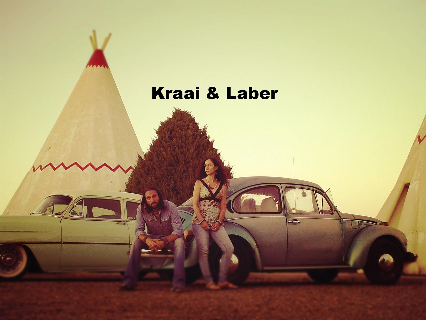 David Kraai & Amy Laber (w. Fooch Fishetti)