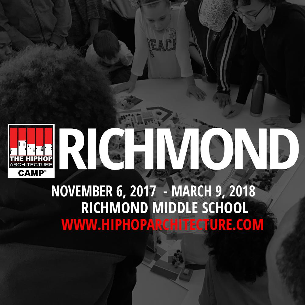Hip Hop Architecture Camp - Richmond