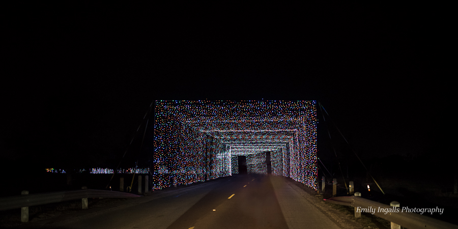 The 'Infamous' Light Tunnel
