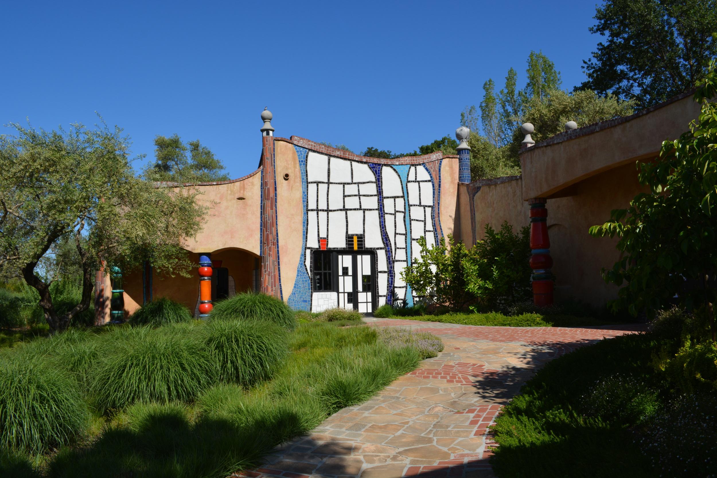 Quixote Winery  - Photo Credit Leslie Rosa