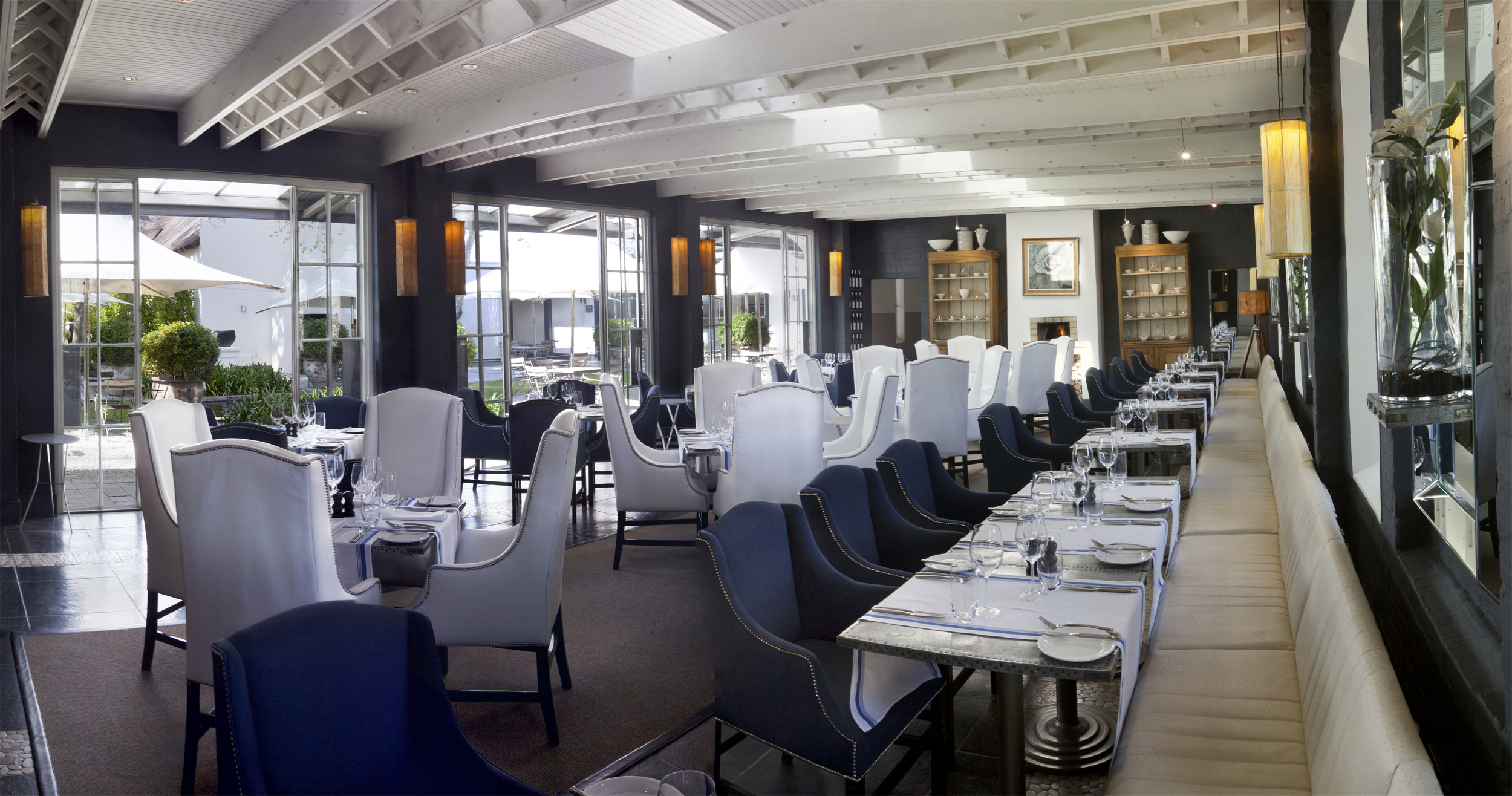 Grande Provence   Restaurant  Interior