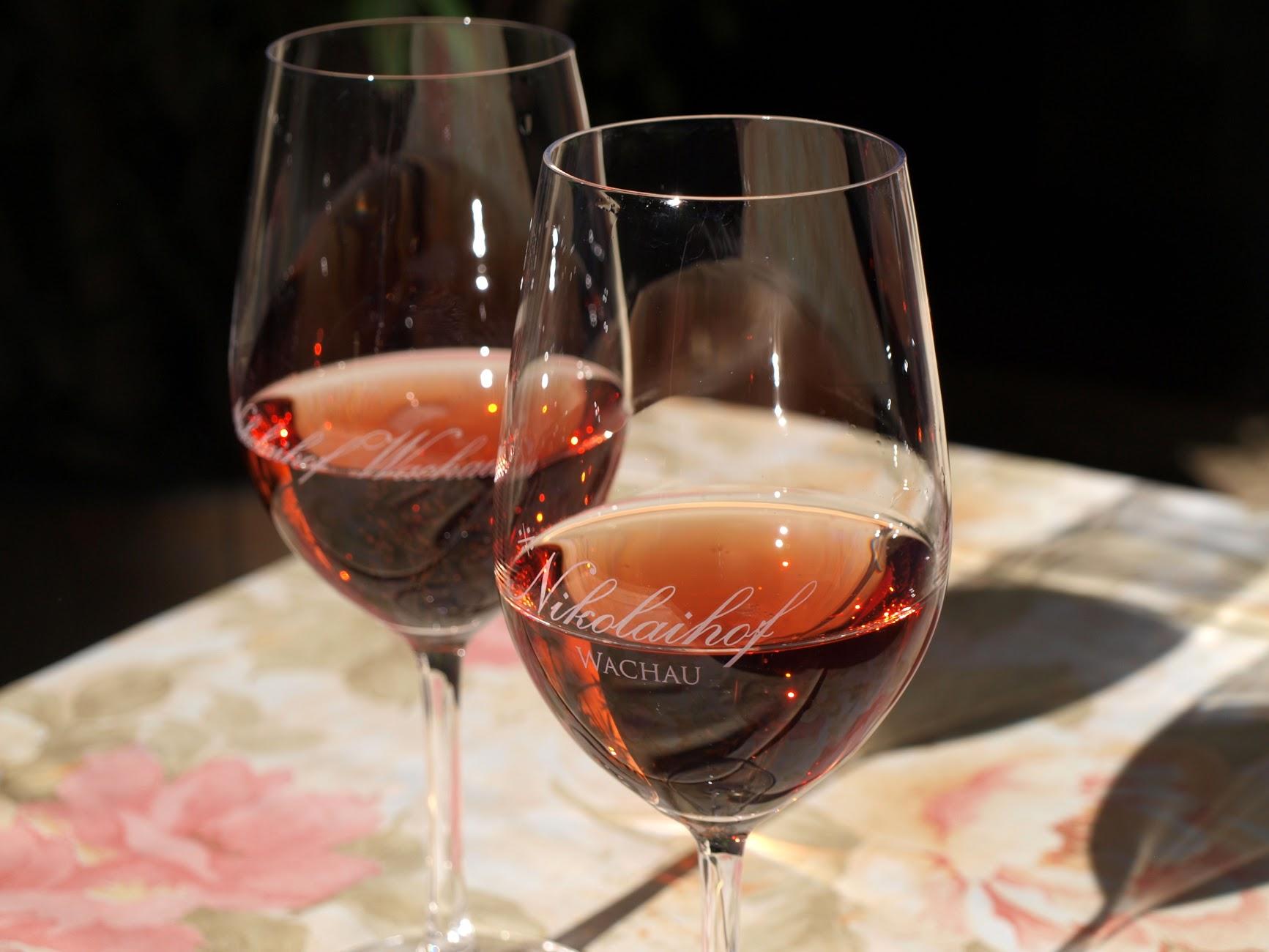 At the Nicolaihof Winery