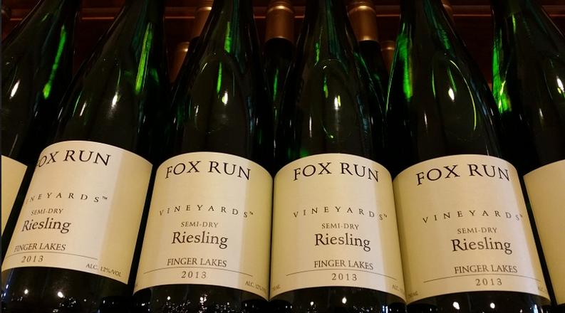 Fox Run Vineyards Riesling