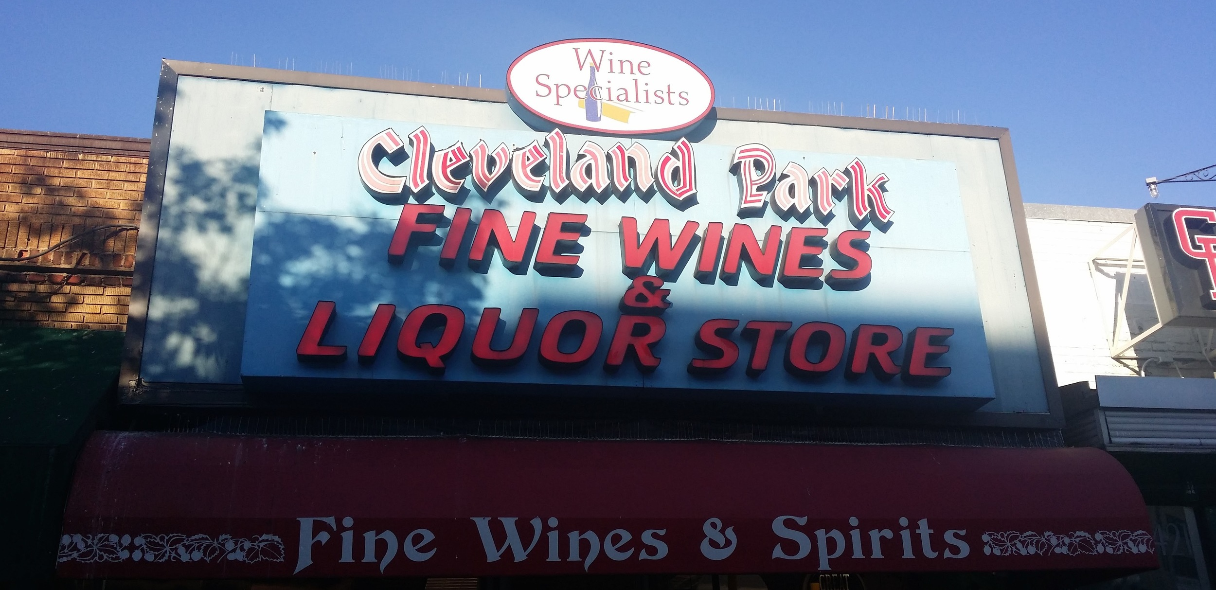Cleveland Park Wines