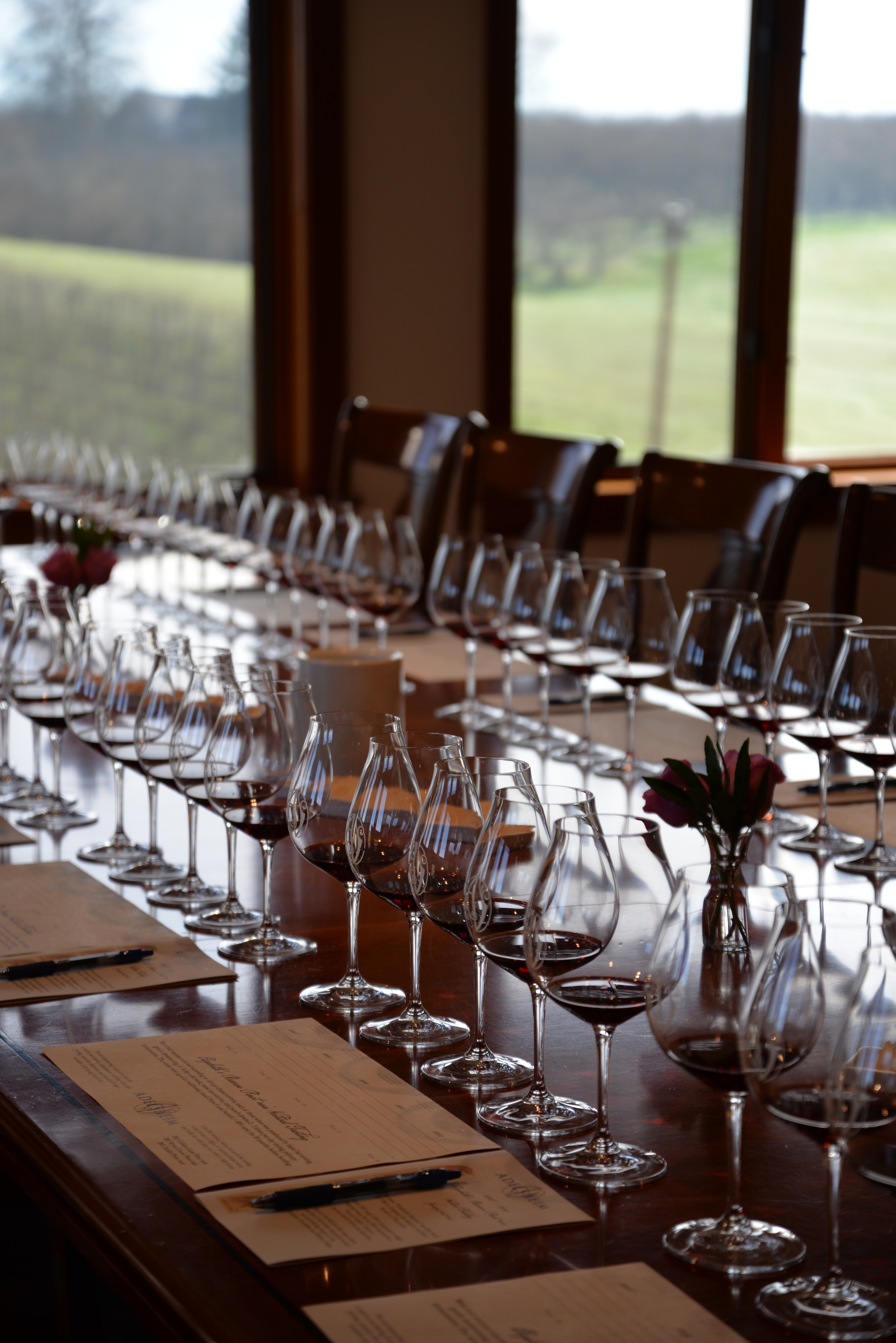 Elizabeth's Reserve Table