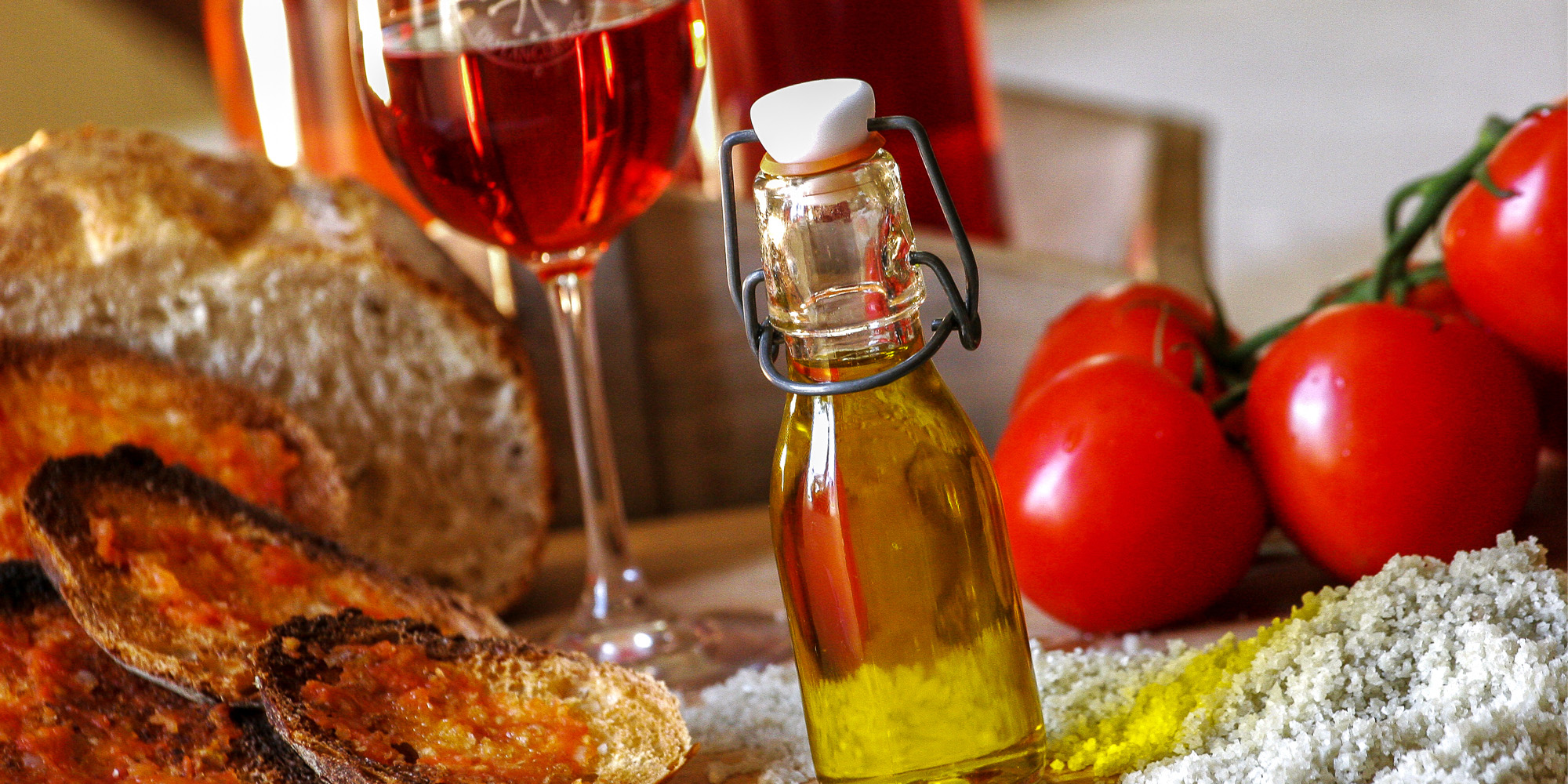 Tomatoes and Oil