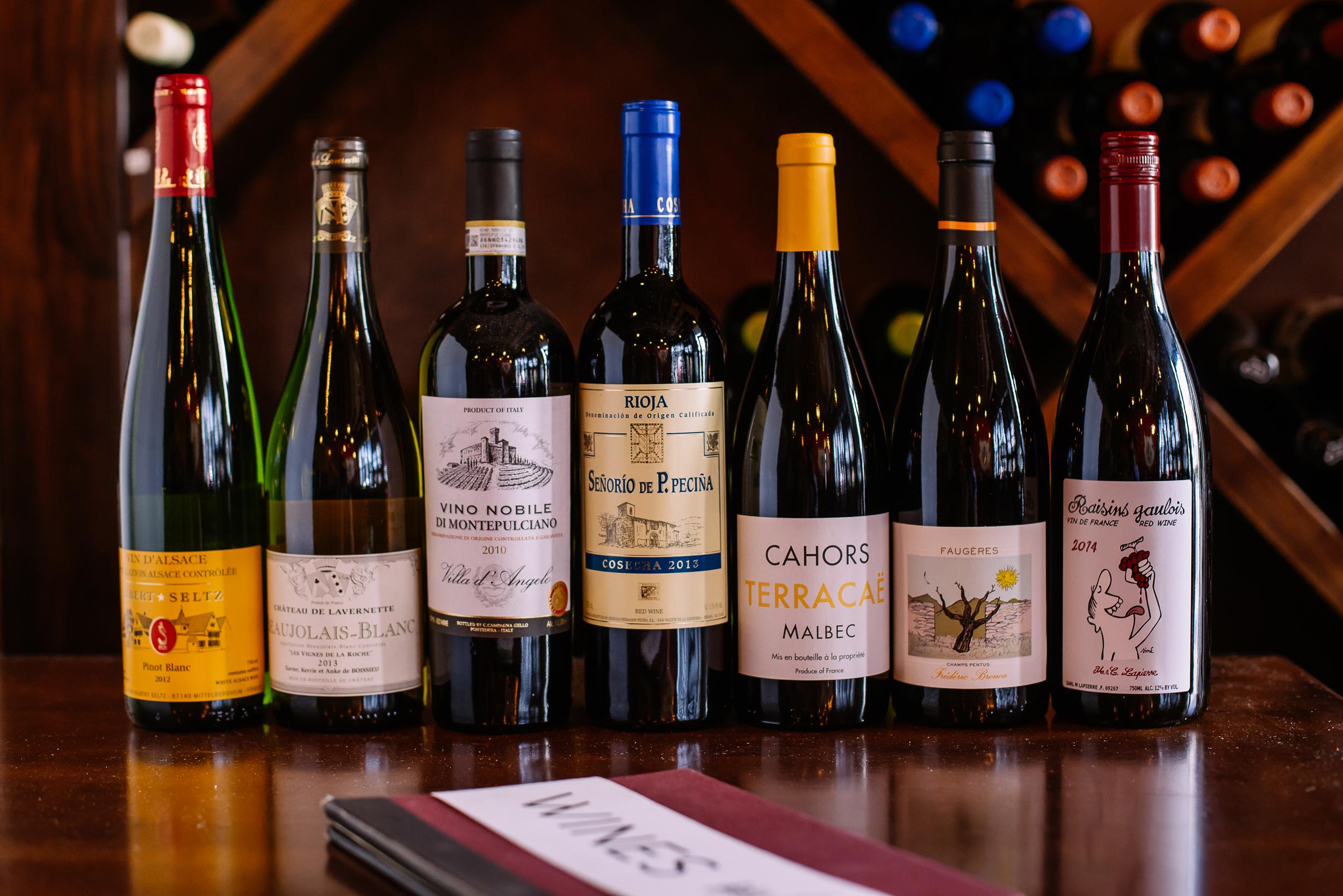 Rieger Wines Photo Credit: Zach Bauman